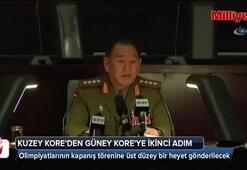 Kuzey Kore'den Güney Kore'ye ikinci adım