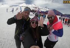 Red Bull Kar Havuzu'nda heyecan dolu anlar