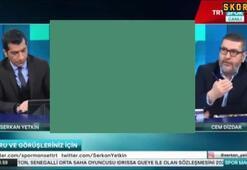Cem Dizdar: Caner zaten ülkenin en sorunlu oyuncularından biri