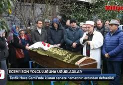 Toprağa gömülü cesedi bulunan Ecem Balcı toprağa verildi