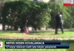 17 kişiyi öldüren katil işte böyle yakalandı