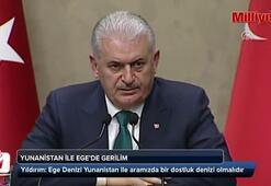 Başbakandan Egede yaşanan gerilimle ilgili açıklama