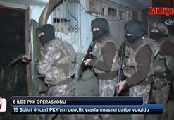 15 Şubat öncesi PKKya darbe