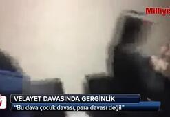 Asena Atalay ile Caner Erkinin velayet davasında gerginlik