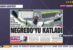 Mehmet Demirkol: Negredo, Güiza Sendromu yaşıyor