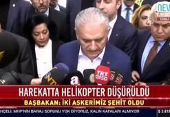 Başbakan Yıldırım: 2 askerimiz şehit oldu