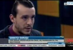Ünlü şarkıcı Enver Ayseveri zor durumda bıraktı