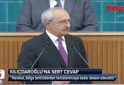 Kılıçdaroğlu'na sert 'Afrin' cevabı