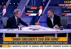 Mehmet Demirkoldan Sneijderin babasına verilen ücrete yorum...