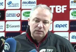 """Ekrem Memnun: """"Belarus maçını çok ciddiye alıyoruz"""""""