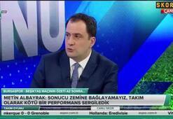 Erman Toroğlu: Beşiktaş şampiyon olamazsa Şenol Güneş gider