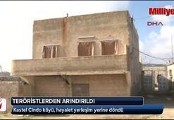 Kastel Cindo köyü, hayalet yerleşim yerine döndü