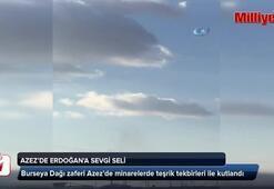 Azezde Erdoğana sevgi seli