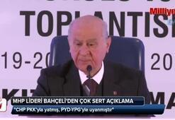 MHP lideri Bahçeliden flaş Afrin açıklaması