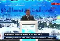 Bekir Bozdağdan Afrin Harekatı açıklaması