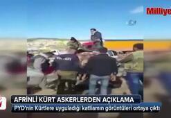 YPG'nin Kürtlere uyguladığı katliam