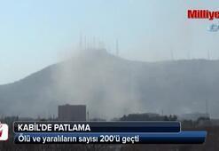 Kabilde patlama: Ölü ve yaralıların sayısı 200ü geçti