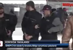 DHKP-Cnin sözde İç Anadolu Bölge sorumlusu yakalandı
