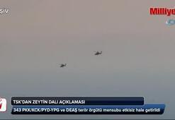 TSKdan Zeytin Dalı açıklaması