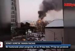 Güney Korede yangın faciası