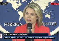 ABDden Afrin için PKK itirafı