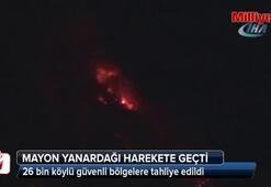 Yanardağ harekete geçti: 26 bin kişi tahliye edildi