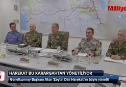 Org. Hulusi Akardan Zeytin Dalı Harekatı açıklaması