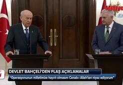 MHP Lideri Bahçeliden Afrin açıklamasi