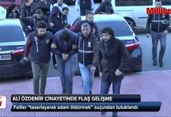 Ali Özdemir cinayetinde flaş bir gelişme yaşandı