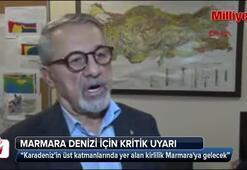 Marmara Denizi için kritik uyarı