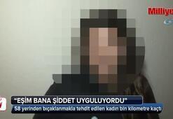 Kocasından 10 yıldır şiddet gören kadın tehdit edilince Adanaya kaçtı