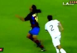Futbol ustası Ronaldinhonun yaptığı en iyi 10 hareket
