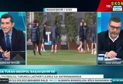 Cem Dizdar: Arda Turan oynasa oynasa 3-4 sene top oynar