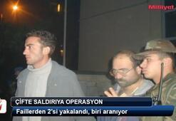 Saldırganlardan 2si yakalandı