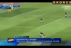 Al Hagrinin süper golü Yemene yetmedi