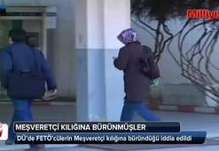 DÜ'de FETÖ'cülerin Meşveretçi kılığına büründüğü iddia edildi
