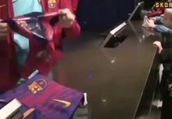 Arda 7 numaralı formasını Coutinhoya kaptırdı