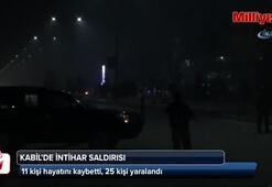 Kabil'de gerçekleştirilen intihar saldırısında 11 kişi öldü
