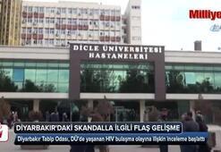 Diyarbakırdaki skandalla ilgili flaş gelişme