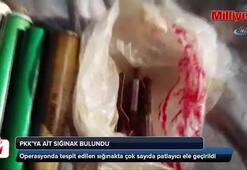 Amanosta PKKya ağır darbe