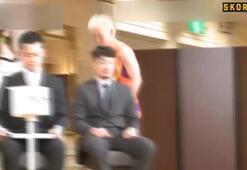 Shinobu Kandori, Gabi Garciaya çok sinirlendi