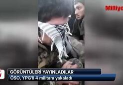 YPGli teröristler böyle yakalandı