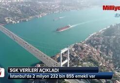 İstanbulda 2 milyon 232 bin 855 emekli var