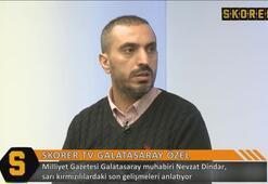 Nevzat Dindar açıkladı Taffarel...