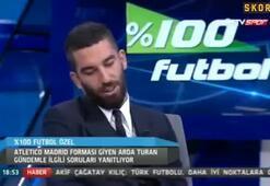 Arda Turan, 2014 yılındaki röportajında: Beşiktaşta oynamam