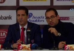 """Ioannis Sfairopoulos: """"İki takım da bugün iyi oynamadı"""""""
