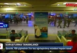Darbe Girişiminde Atatürk Havalimanı'ndaki olaylara ilişkin soruşturma tamamlandı