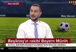 Canlı yayında gergin anlar Galatasaray ve Beşiktaş...