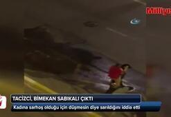 Antalyadaki tacizci, bimekan sabıkalı çıktı