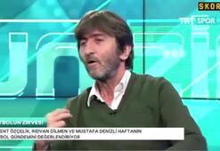 Rıdvan Dilmen: Aykut Kocamanın Valbuena ile sorun yaşamaması imkansız